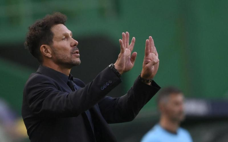 Diego Simeone, Benfica goalkeeper, three Sporting players, test positive for COVID-19