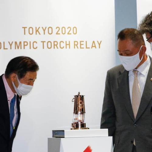 Tokyo 2020 unveils the Olympic Flame