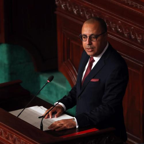 Tunisia's parliament approves a technocratic government