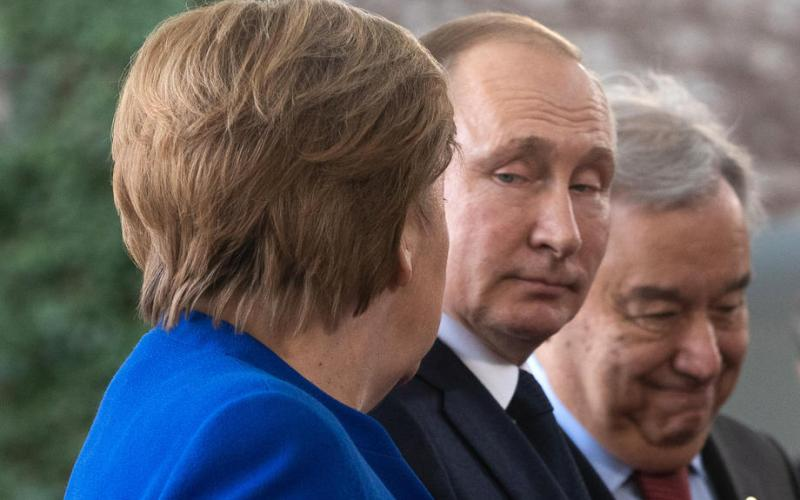 Merkel doesn't rule out sanctions on Russian gas pipeline – spokesman