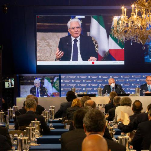 Italy must reflect on its collective priorities – Mattarella