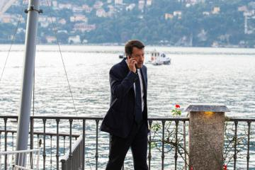 Salvini eyes electoral coup in Italy's Tuscany