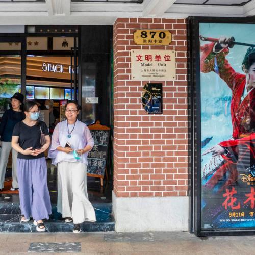Walt Disney's Mulan's remake opens weak in China's Box Offices