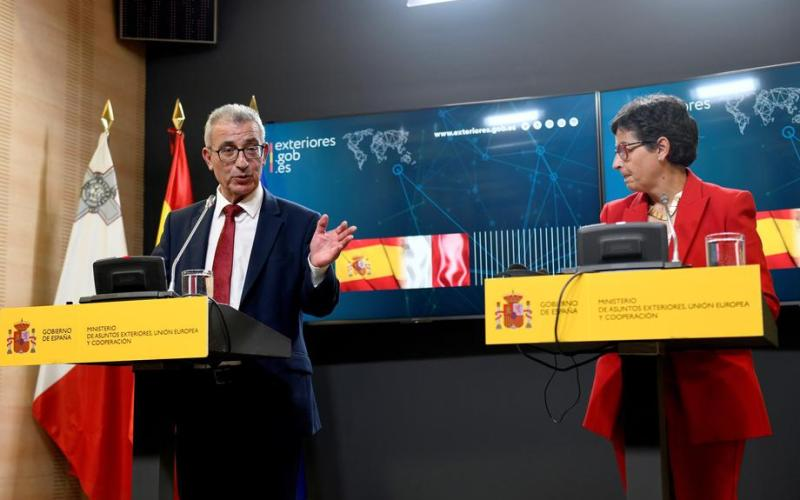 Malta and Spain to collaborate in easing tensions in East Med
