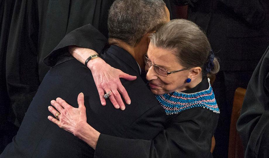 U.S. Supreme Court Justice Ginsburg dies at age 87 from pancreatic cancer