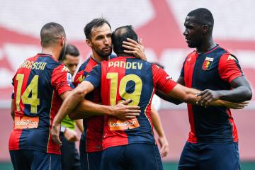 Italy's oldest soccer club Genoa set to be bought by U.S. 777Partners