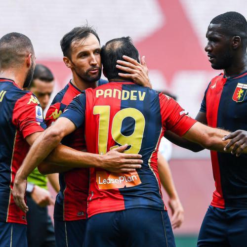 Serie A – 14 Genoa team members test positive for coronavirus
