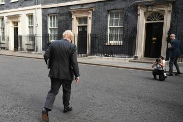 Johnson invites British to work from home