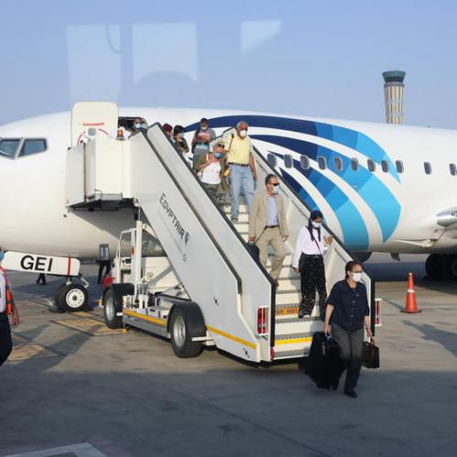 Egypt to guarantee financing to Egypt Air