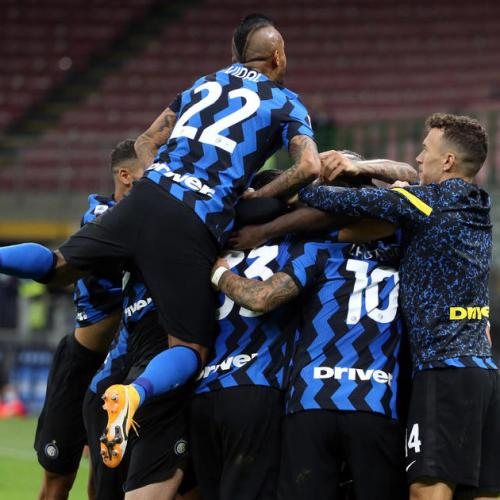 Inter wins 7-goal thriller match against Fiorentina
