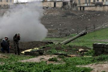 Martial law and mobilisation of male population underway after clashes over Nagorno-Karabakh