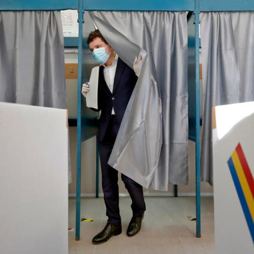 Local elections underway in Romania