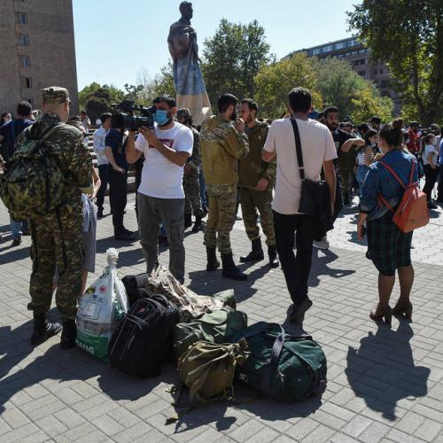 Explainer – Nagorno-Karabakh – Old tensions erupt again into violence