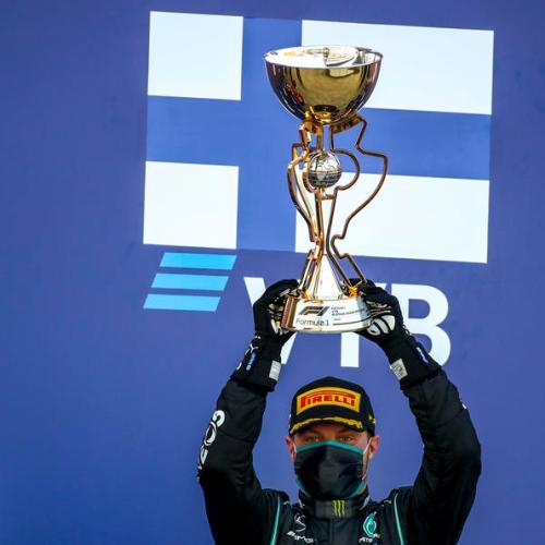 Valtteri Bottas wins Russian GrandPrix