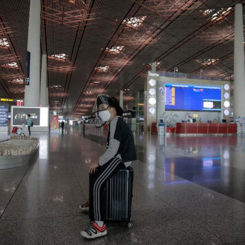 China to gradually resume direct international flights to Beijing