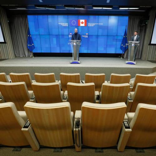 Fish, subsidies remain critical in Brexit talks, EU says