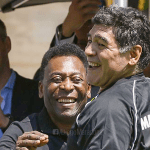 Maradona hails 'King' Pele on his 80th birthday