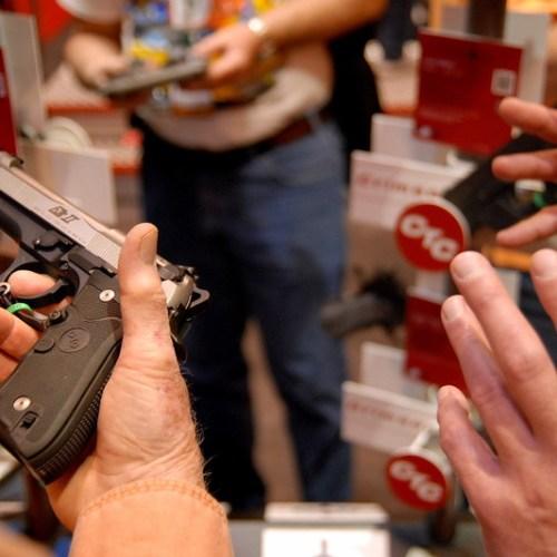 Shares of gun makers gain as Biden's lead grows