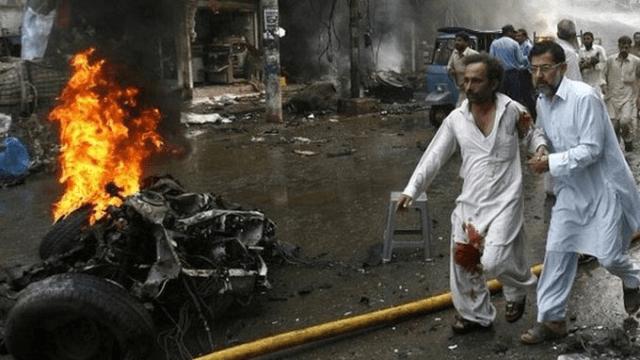 School explosion rocks Pakistani city of Peshawar