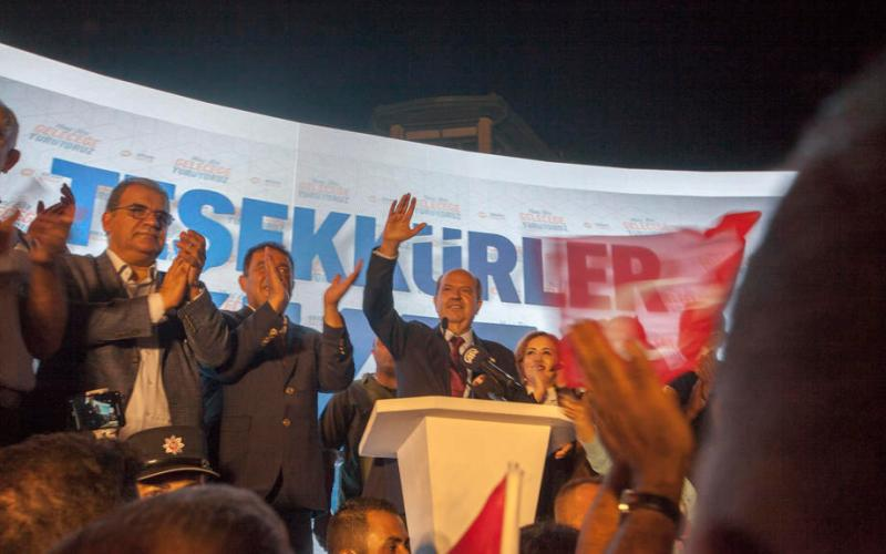 PM Tatar wins North Cyprus presidential vote