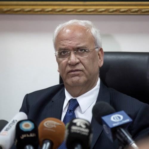 Palestinian negotiator Erekat facing 'difficult' coronavirus symptoms