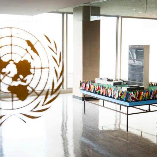 U.N. in New York cancels in-person meetings over coronavirus infections