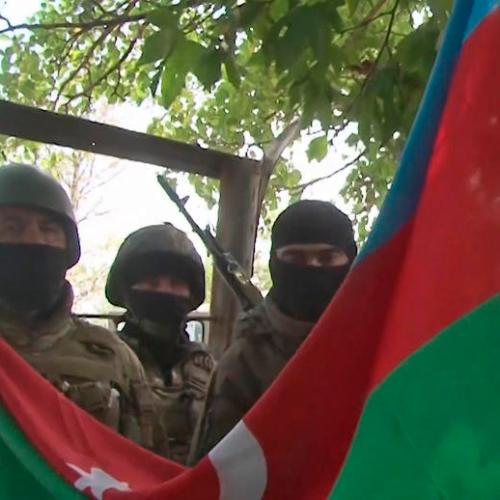 Azeri forces capture six Armenian soldiers as border tensions simmer