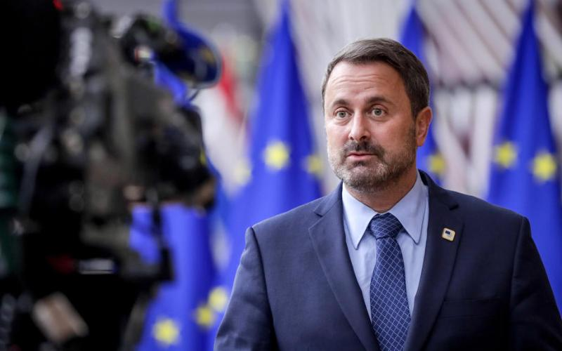 Luxembourg's Bettel to remain in hospital