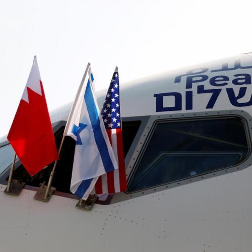 Israel sends treaty delegation to Bahrain