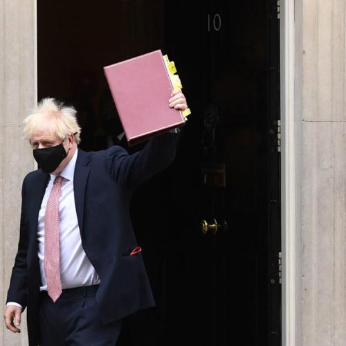"""Britain will take back """"full control"""" from the EU on Jan. 1, says PM Johnson"""
