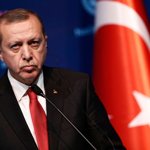 Erdogan replaces Turkey's central bank chief