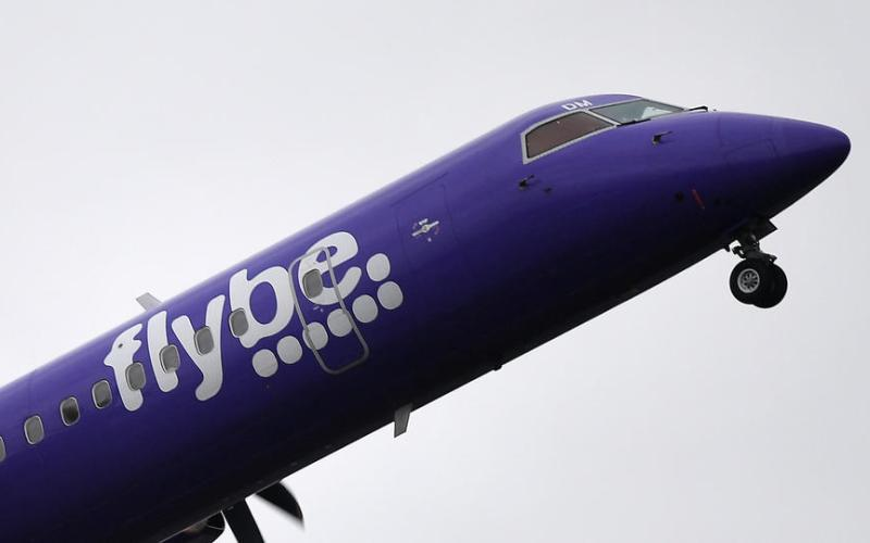 Failed British airline Flybe to relaunch this summer