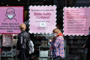 Germany's economy is overcoming the pandemic, Bundesbank says