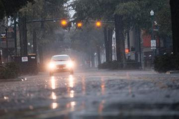 Hurricane Delta weakens after hitting battered Louisiana coast