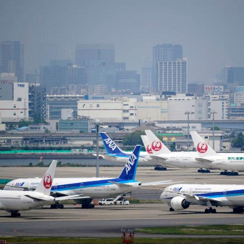 Reports that Japan to waive landing fees to prop up airlines