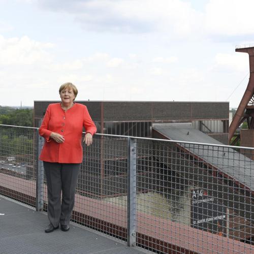 State premier Laschet is frontrunner to succeed Merkel