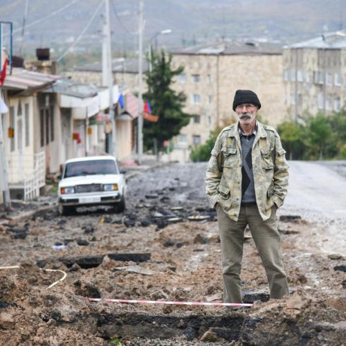 UPDATED: Russia warns that Nagorno-Karabakh could become Islamist militant stronghold