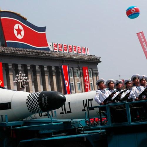 North Korea prepares for military parade despite coronavirus concern