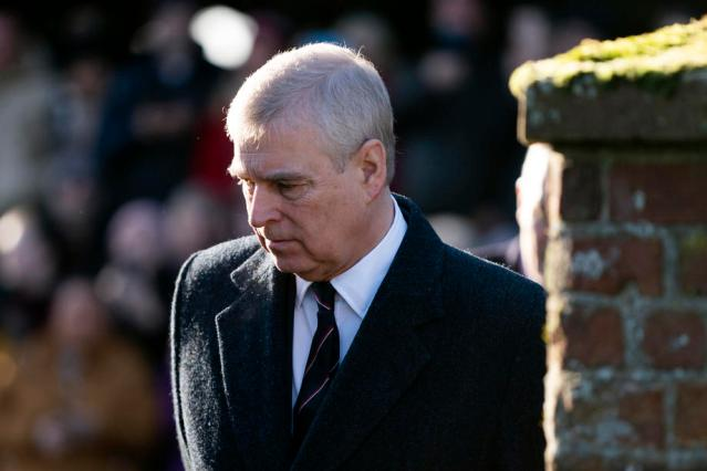 Reports Prince Andrew will not return to public life unless he clears his name