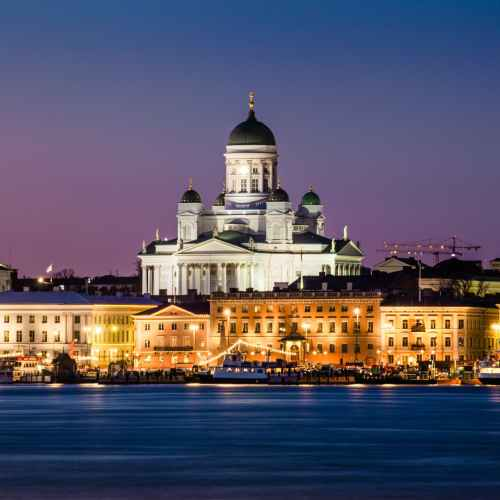 Finnish finance ministry expects GDP to contract 4.5% in 2020