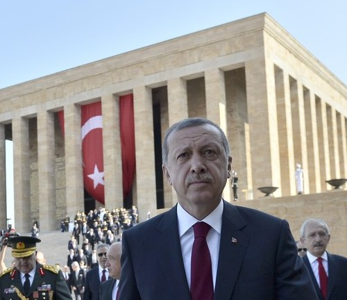 Erdogan says Turkey aims to boost ties with Libya's GNA