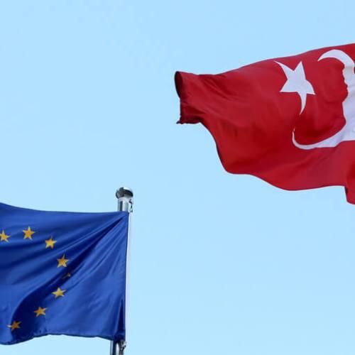 European Commission says that Turkey's EU membership bid is evaporating