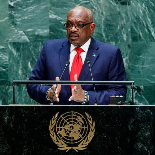 Bermuda's Labour party win landslide re-election