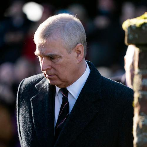 Queen stops 'selling' of Prince Andrew postcards