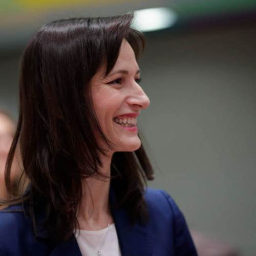 EU Commissioner Mariya Gabriel in self-isolation