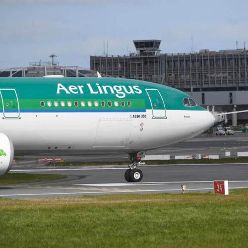 Ireland plans introducing airport testing
