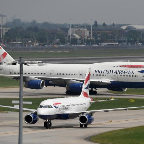 British Airways CEO resigns