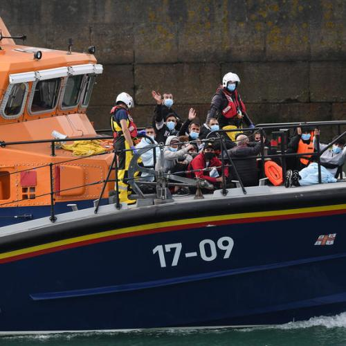 Four dead after boat carrying migrants capsizes off northern France