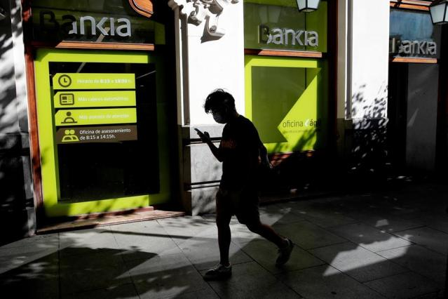 Spain could sell stake in Bankia after end 2021, Economy Minister says