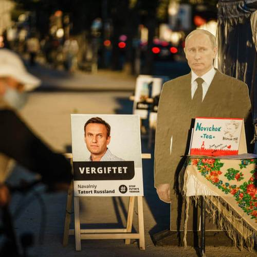 Germany expects EU to impose new sanctions against Russia over Navalny's poisoning